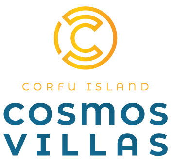 Cosmos - Villas & House Corfu | Our Logo